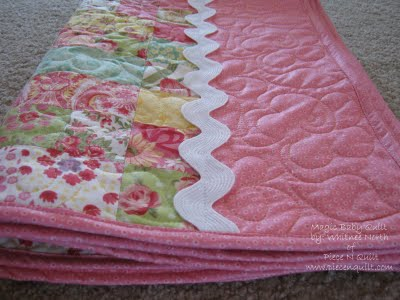 baby quilt jelly roll on Etsy, a global handmade and