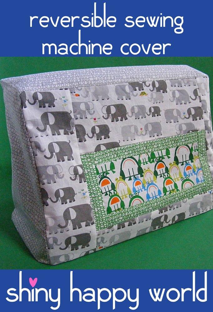 Free Pattern Sewing Machine Cover By Wendi Gratz