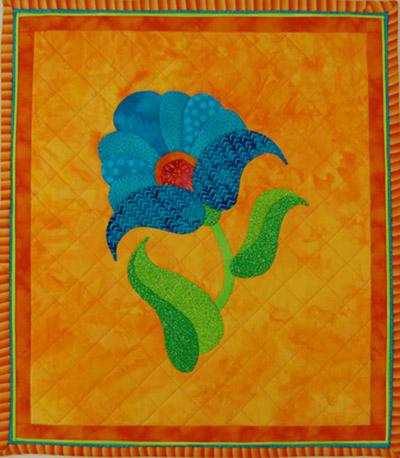 FREE APPLIQUE FLOWER PATTERNS « Free Patterns