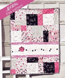 FREE Princess Quilt Pattern by Georgana Princess Quilt Patterns Free