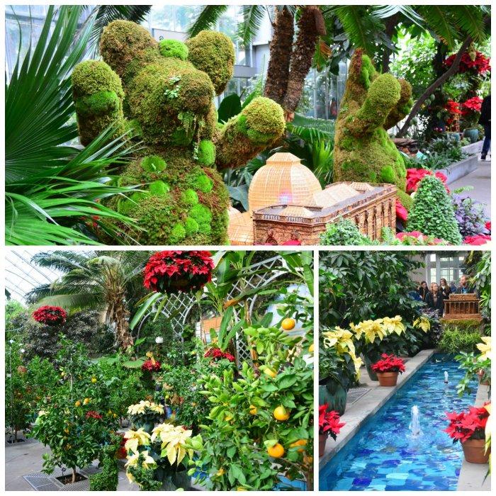Block One - DC Botanic Garden