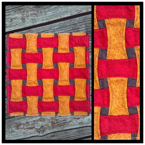 Cathedral Window Quilt Directions Cathedral Window Quilt