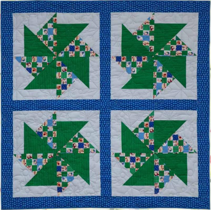Free Pattern Christmas Snowmen Quilt By Ellen Maxwell