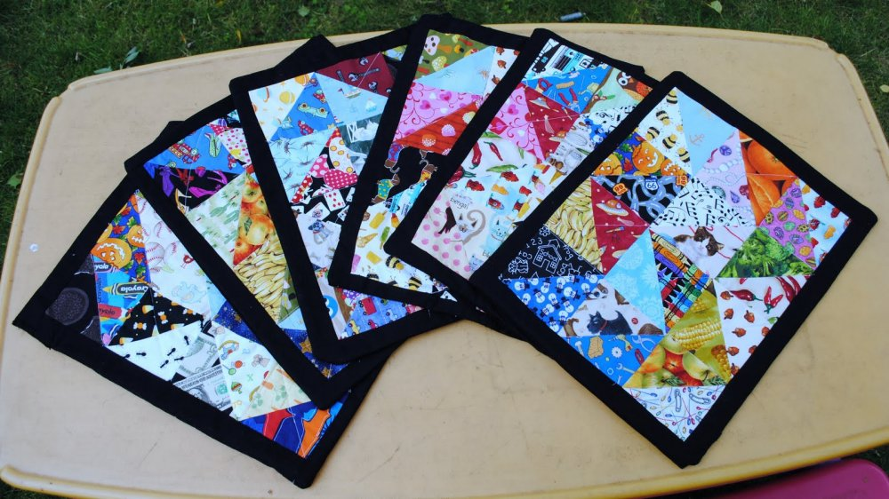 Free Tutorial I Spy Placemats By Stacey