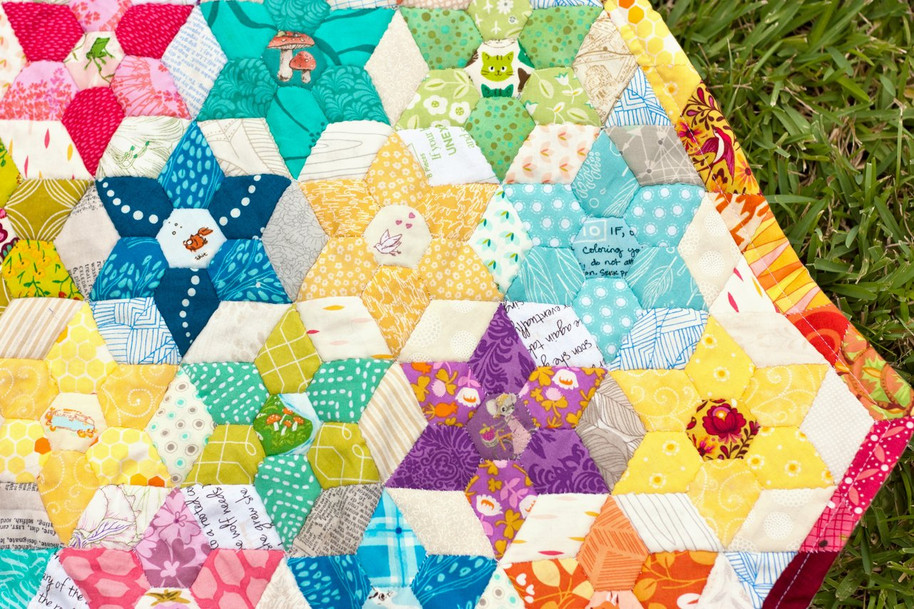 Free pattern diamond jewel star quilt by felice regina click image to enlarge pronofoot35fo Choice Image