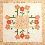 Flossie's Flowers Quilt Pattern