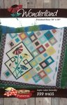 Wonderland Quilt Pattern