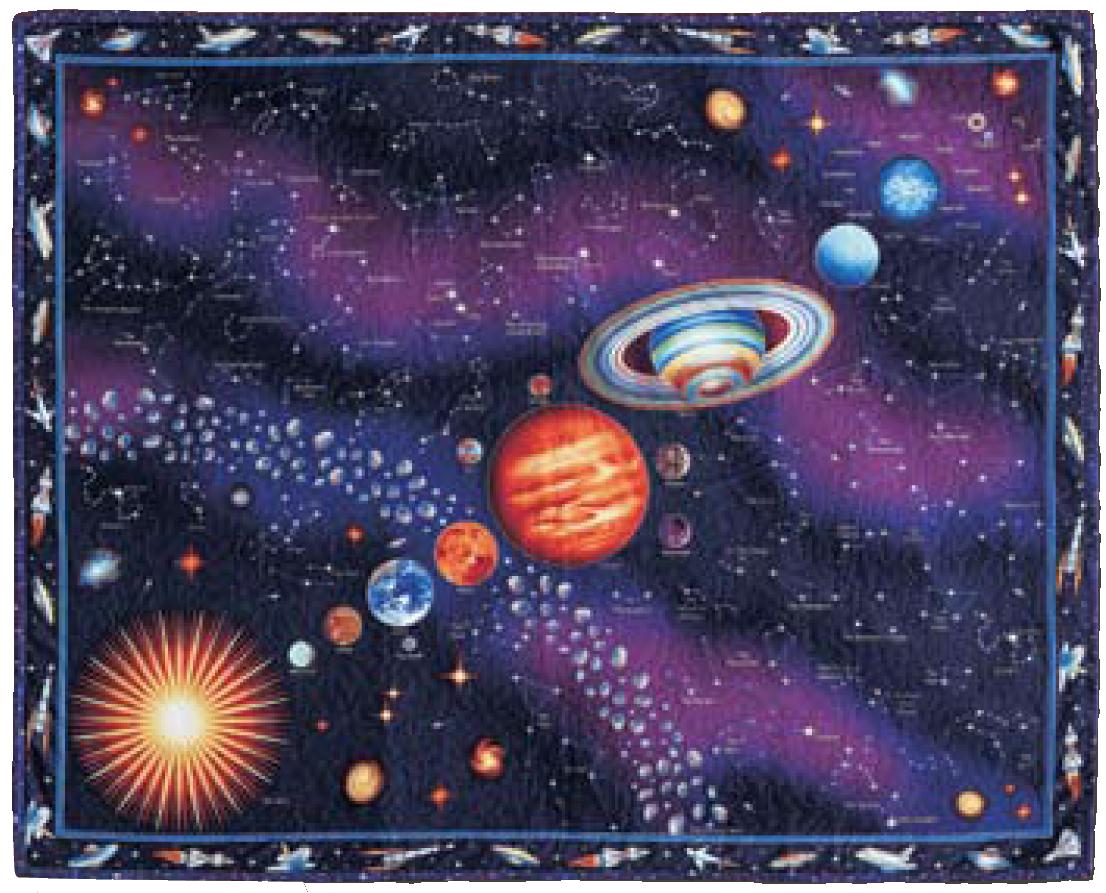 Quilt Pattern Designer Heidi Pridemore Space Ranger