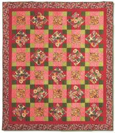 Quilt Pattern Designer Gail Kessler Eden