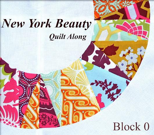 Quilt Pattern Designer Kim New York Beauty Block Quilt