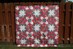 Christmas Top and Block by Melanie Tuazon