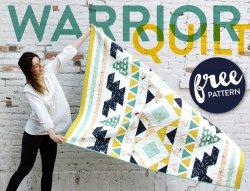warrior quilt