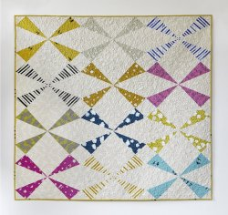 Windmill quilt