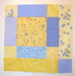 Sunshine Shadow Quilt