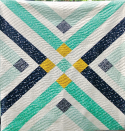 Retro Plaid Quilt
