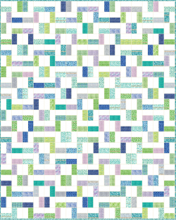 pipeline jellyroll quilt
