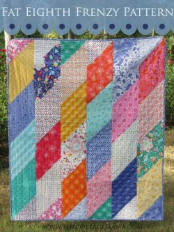 Fat Eighth Frenzy Quilt