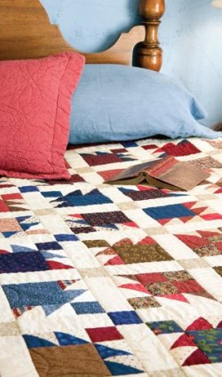 Free Pattern Birds Of A Feather Quilt By Mccall S