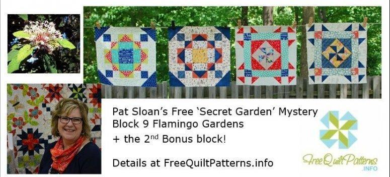 Pat Sloan BOM Block 9