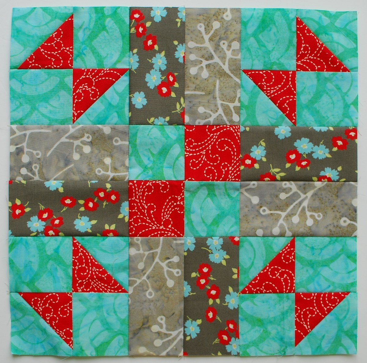 Free Block Of The Month Quilt Patterns 2017 Magnificent Inspiration