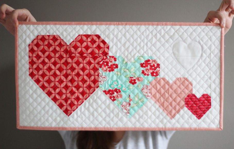 Free Patterns 50 Free Valentine S Day Quilt Patterns From Quilt