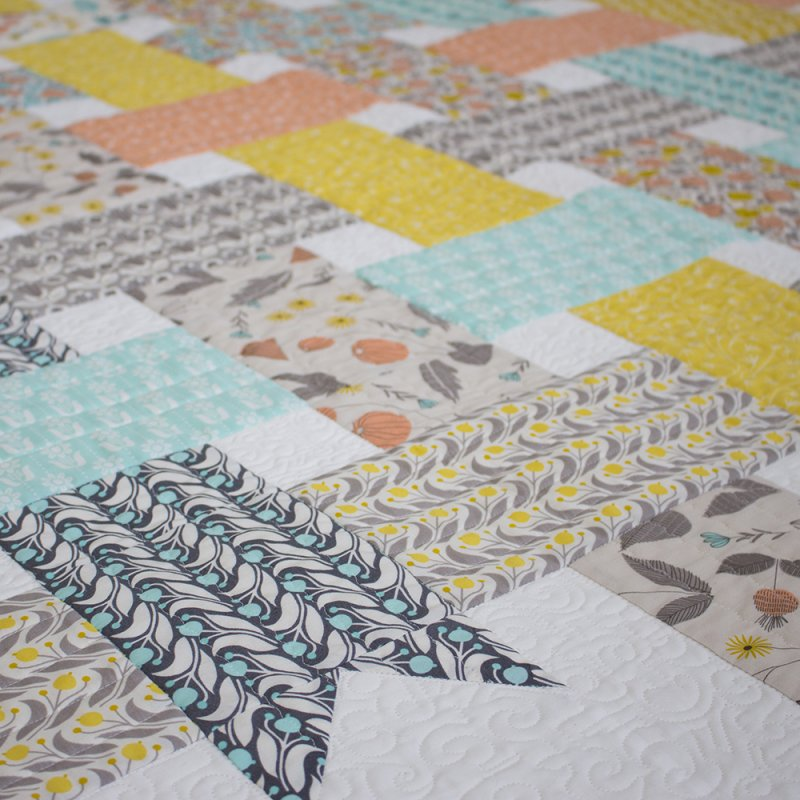 Free Pattern Ribbon Box Quilt By Michelle