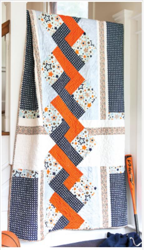Free Pattern Star Crossed Quilt By Yvette M Jones